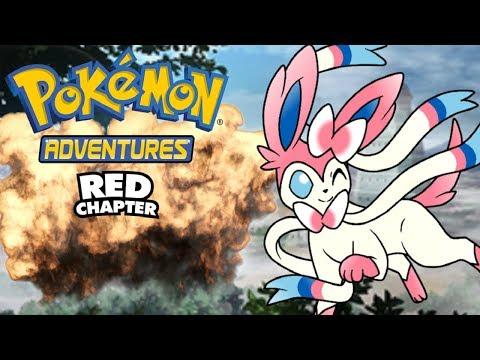 CO TO ZA PRZYSZŁOŚĆ?! TU NIC NIE MA! - Let's Play Pokemon Adventures Red Chapter #36