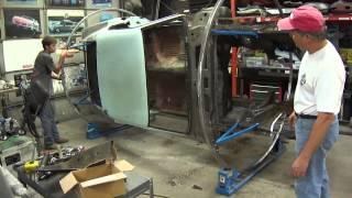 """Auto Body Rotisserie  """"roller Hoop"""""""