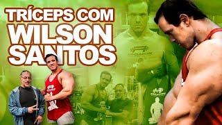 TÉCNICAS DE TRÍCEPS COM WILSON SANTOS EM APENAS 10 MINUTOS