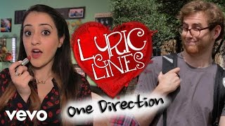 Vevo - Vevo Lyric Lines: One Direction Lyrics Pick Up GUYS?