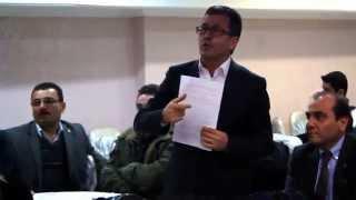 CHP ESENLER I Havaalanı Mahallesi Kentsel Dönüşümün paneli 27 11 2014