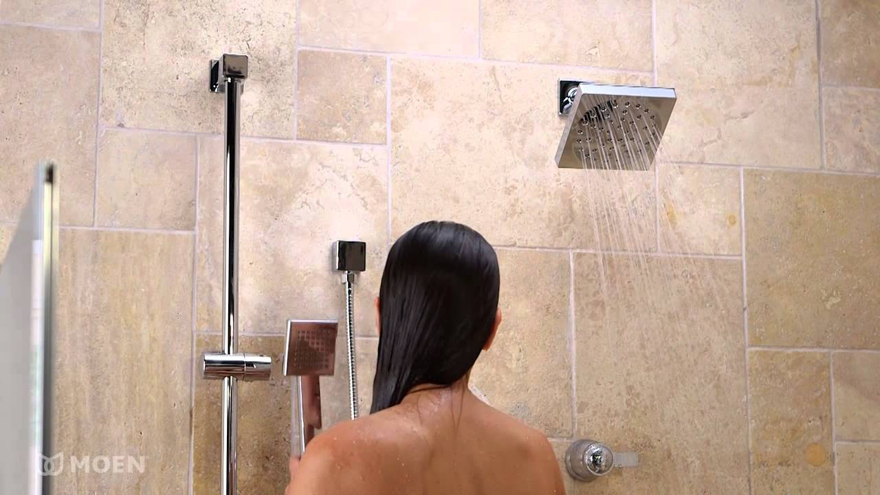 moen 90 degree handheld shower