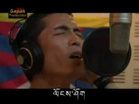 Tibetan Song - Long Shog (Stand Up) - Free Tibet song