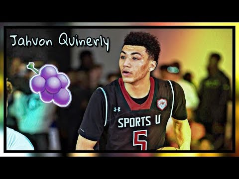 "Jahvon Quinerly ""JELLY FAM"" Mix - ""Rubbin Off The Paint"" 🍇🍇"