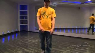 Евгений Грибов - урок 4: видео крамп