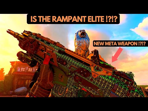 Is the rampant in black ops 4 elite? Your Videos on VIRAL CHOP VIDEOS