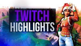 THESE PLAYERS ARE BLIND! - Tfue Fortnite Twitch Highlights #1