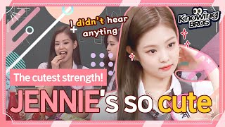 "[BLACKPINK@Knowingbros] ""JENNIE's so cute💗"" BLACKPINK JENNIE cute Moments│EP.87"