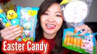 Thử Ăn Vặt Kẹo Lễ Phục Sinh | Try Easter Candy ♡ BeeSweetiee