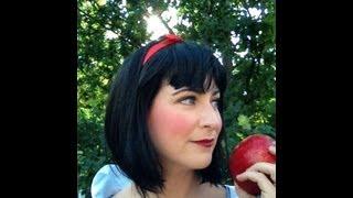 Snow White Halloween Makeup