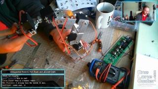 Unexpected Robot Arm Build and Javidx9 Q&A