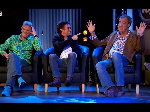 James, Jeremy, and Richard Answer Audience Questions   Top Gear