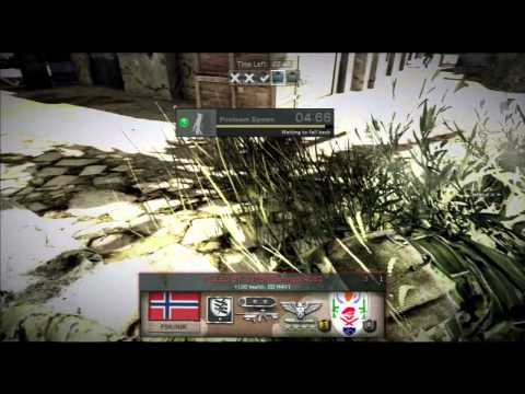 Medal of Honor Warfighter Multiplayer Hardcore Douchebaggery Hot Spot on Somalia Stronghold