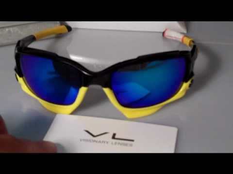 264f4b2dc8 Ice Blue Polarized Visionary Lenses for Oakley Jawbone