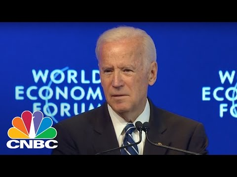 Joe Biden: The Progressive Democratic World Order Is At Risk Of Collapse | CNBC