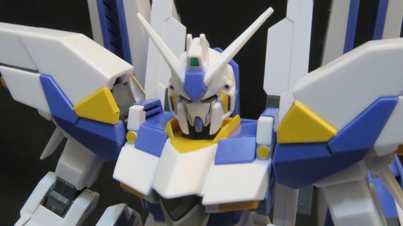 HGUC Gundam Delta Kai (Part 1: Unbox) Gundam Unicorn MSV