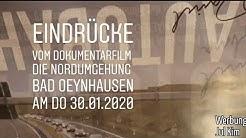 Eindruck vom Dokumentarfilm die Nordumgehung Bad Oeynhausen // Kino UCi