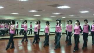 Dream Of You 相逢在夢中 linedance New 9-1 Th n Demo