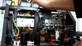 Базовый алгоритм ремонта сварочного инвертора.Basic welding inverter repair algorithm.