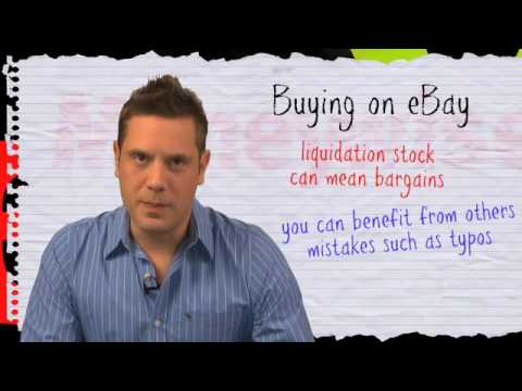 How to bag a bargain on eBay