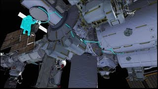 Briefing: International Space Station U.S. EVA 51