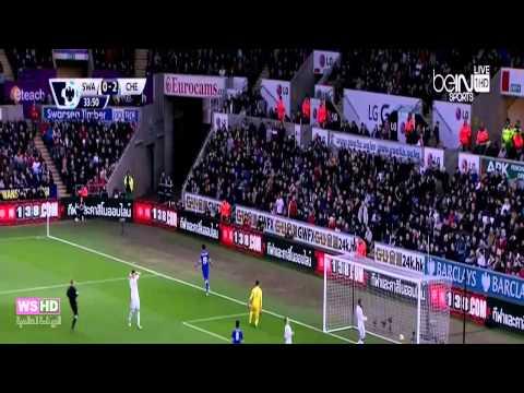 Goals  Chelsea 5-0 Swansea City [12/17/2015]