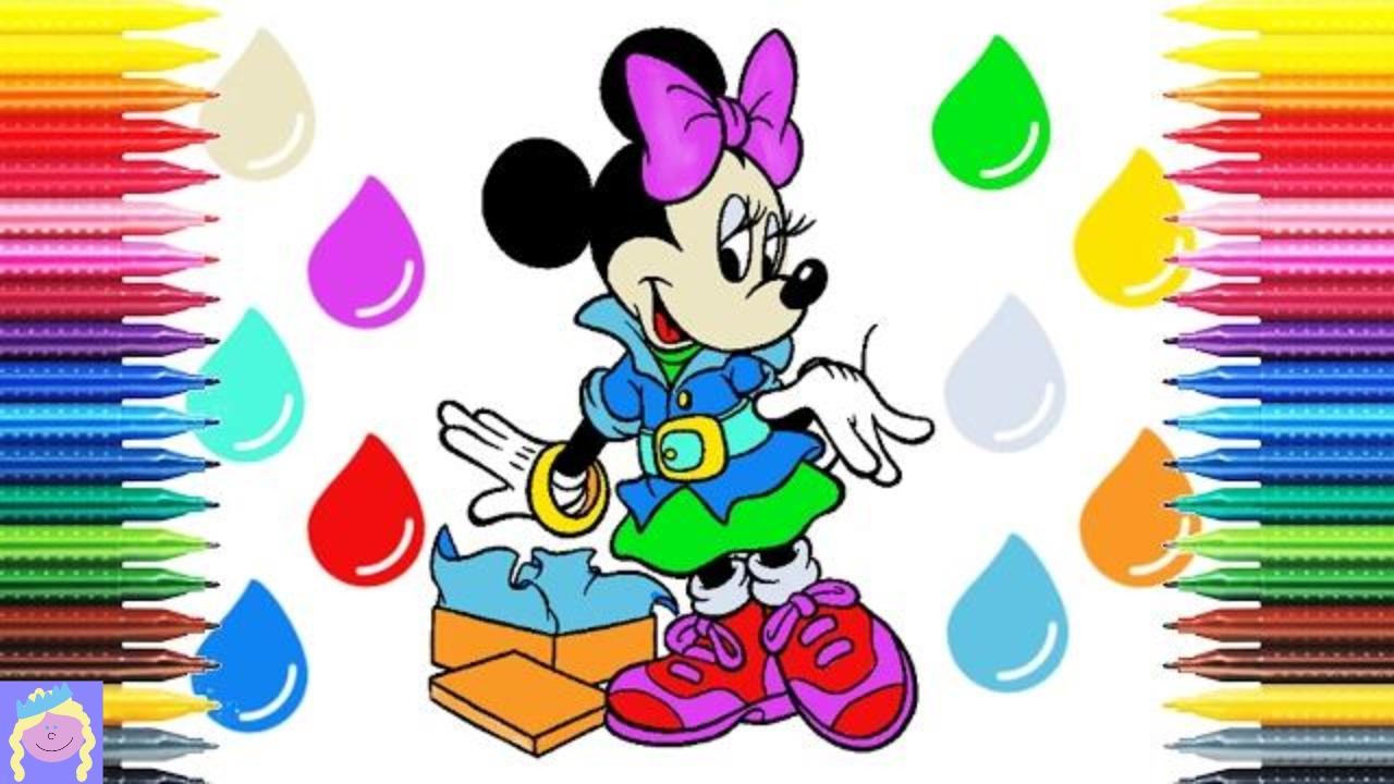 Disney Digital Coloring Book