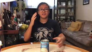 Aleyna Food Review #13 Mix and Match #3(Progresso New England Clam Chowder & Boudin Sourdough Bread)