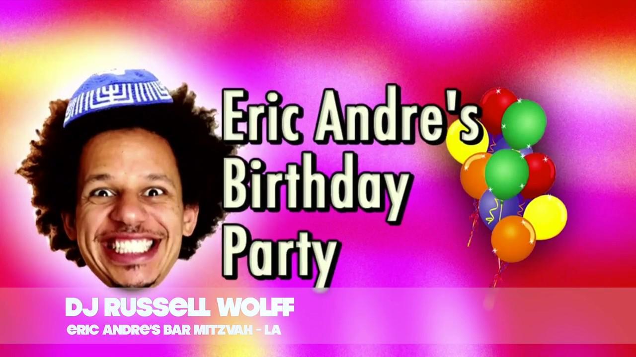 Eric Andre S Birthday Bash