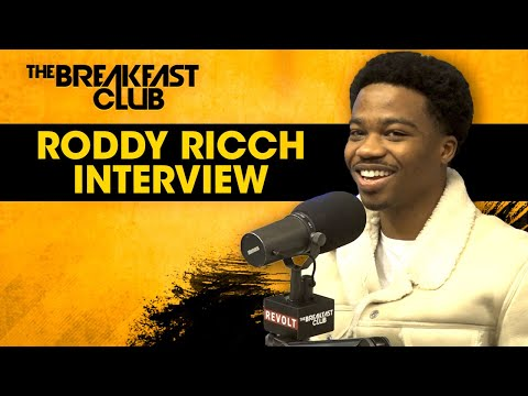 The Breakfast Club - This Week On The Breakfast Club :  Fat Joe, Roddy Ricch + Tochi Onyebuchi