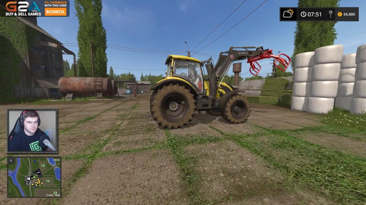Kod na peniaze farming simulator 2017