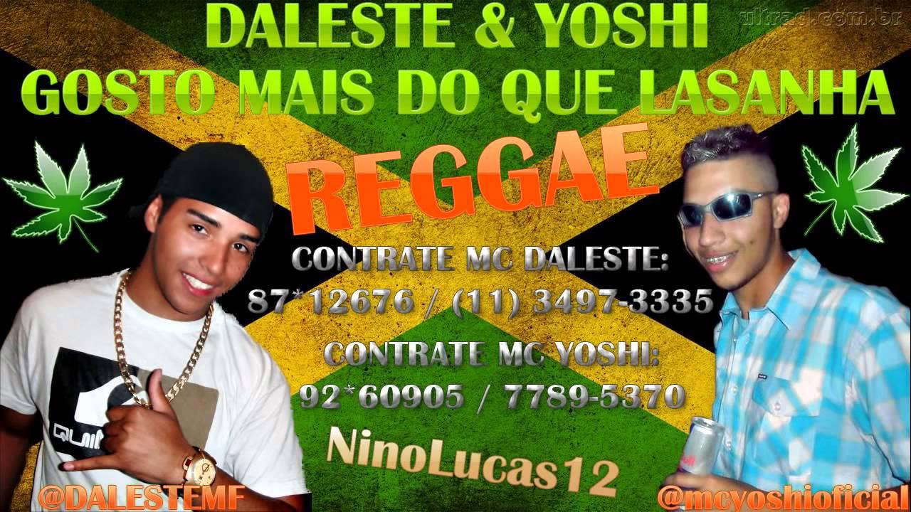 mc daleste funk reggae