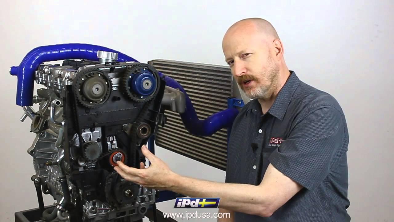 IPD Volvo  Timing Belt Basics  YouTube