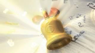 Футаж хрустальный колокольчик скачать бесплатно