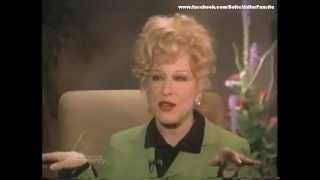 Bette Midler - Access Hollywood DIVA LAS VEGAS Interview