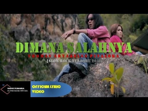 Free Download Thomas Arya & Elsa Pitaloka - Dimana Salahnya ( Official Lyric Video ) Mp3 dan Mp4