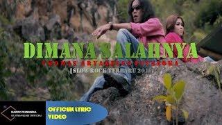 Download lagu Thomas Arya & Elsa Pitaloka - Dimana Salahnya ( Official Lyric Video )