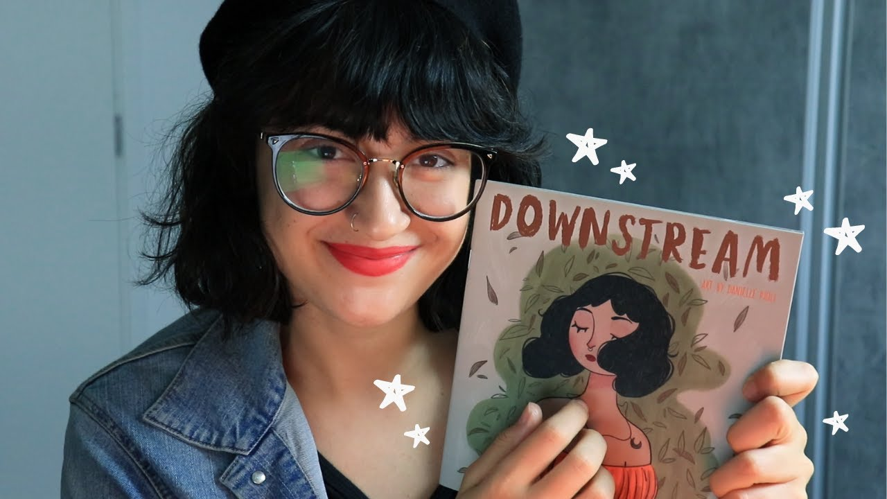 Show & Tell | Downstream book | ASMR #5