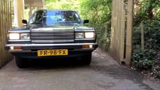 1980 Datsun Laurel drives again!