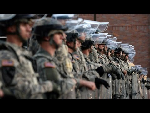 Missouri National Guard defends Ferguson documents