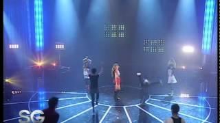"""Teen Angels en vivo: """"Voy por más"""" - Susana Giménez 2007"""