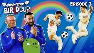 Angry Birds - BirLd Cup | The Rainbow Flick - Ep.2