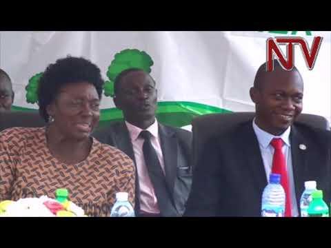 Speaker Kadaga calls for environmental conservation