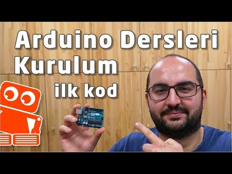 Arduino Nedir? Nasıl Kurulur ve Neler Yapılabilir? #1