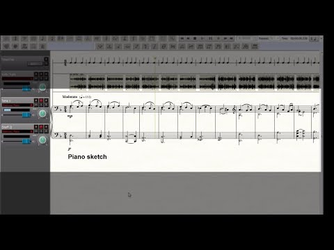 Audio Files In Makemusic Finale