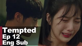 """Park Soo Young """"You're being very vague right now too"""" [Tempted Ep 12]"""