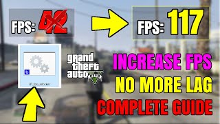 Increase FPS in GTA 5 Instantly! Boost your FPS and Fix Lag (Complete Guide 2020)