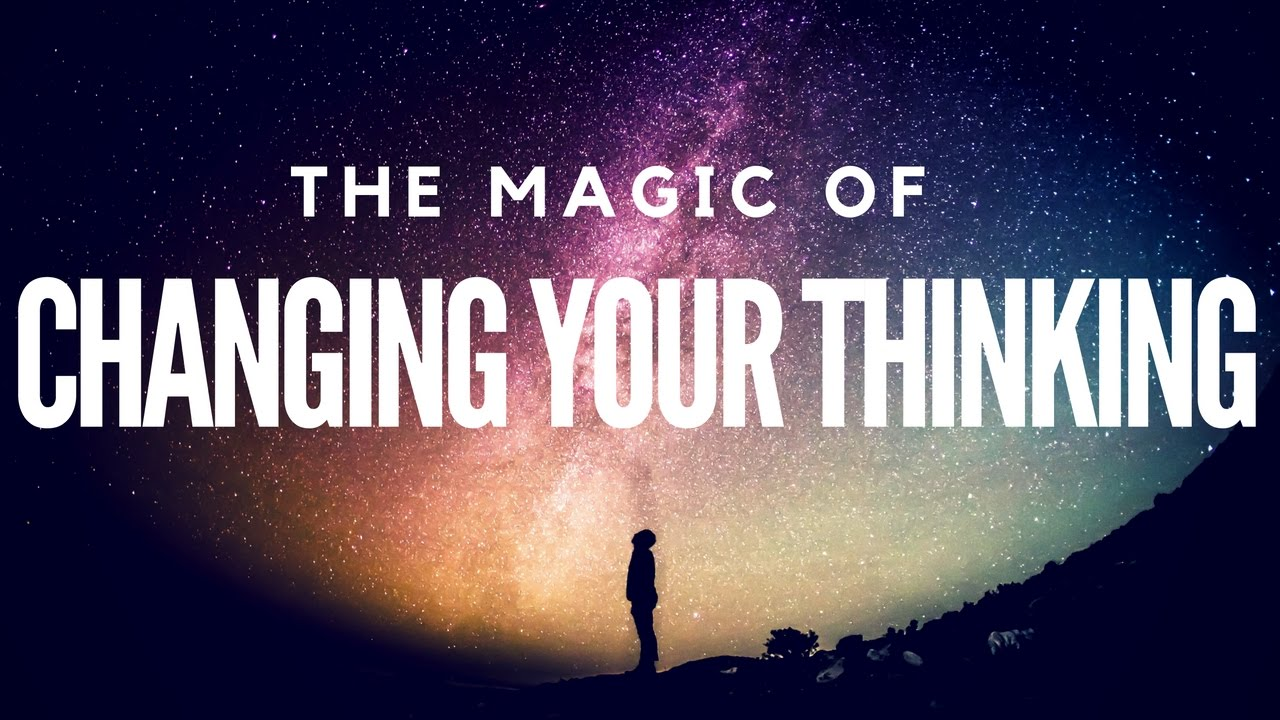 The Magic Of Changing Your Thinking Full Book Law Of Attraction