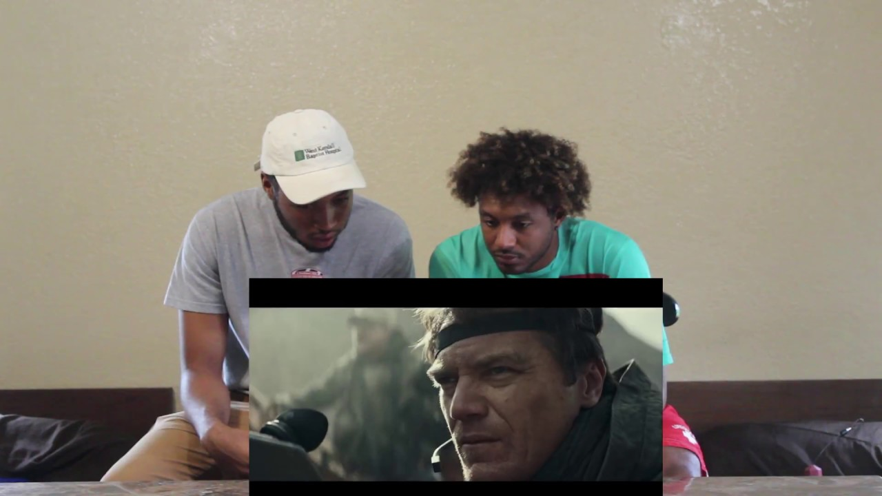 Download 12 Strong Trailer Reaction!!