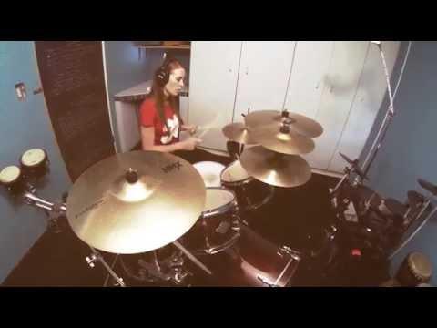 36 Crazy Fists | Northern November | Jade McKinon Drum Cover mp3